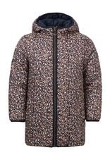 Looxs Little Little jacket leopard reversible