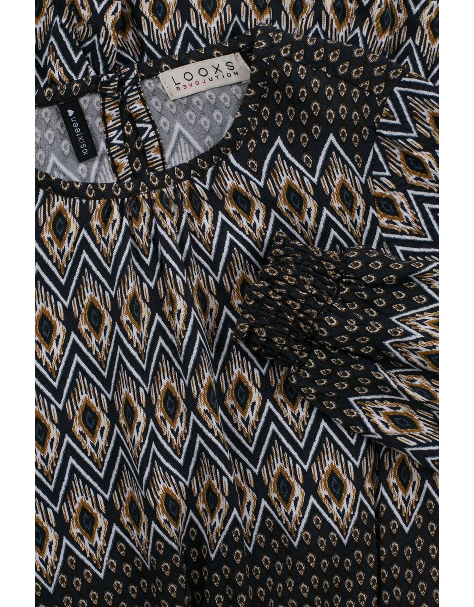 Looxs 10SIXTEEN 10Sixteen Native printed dress