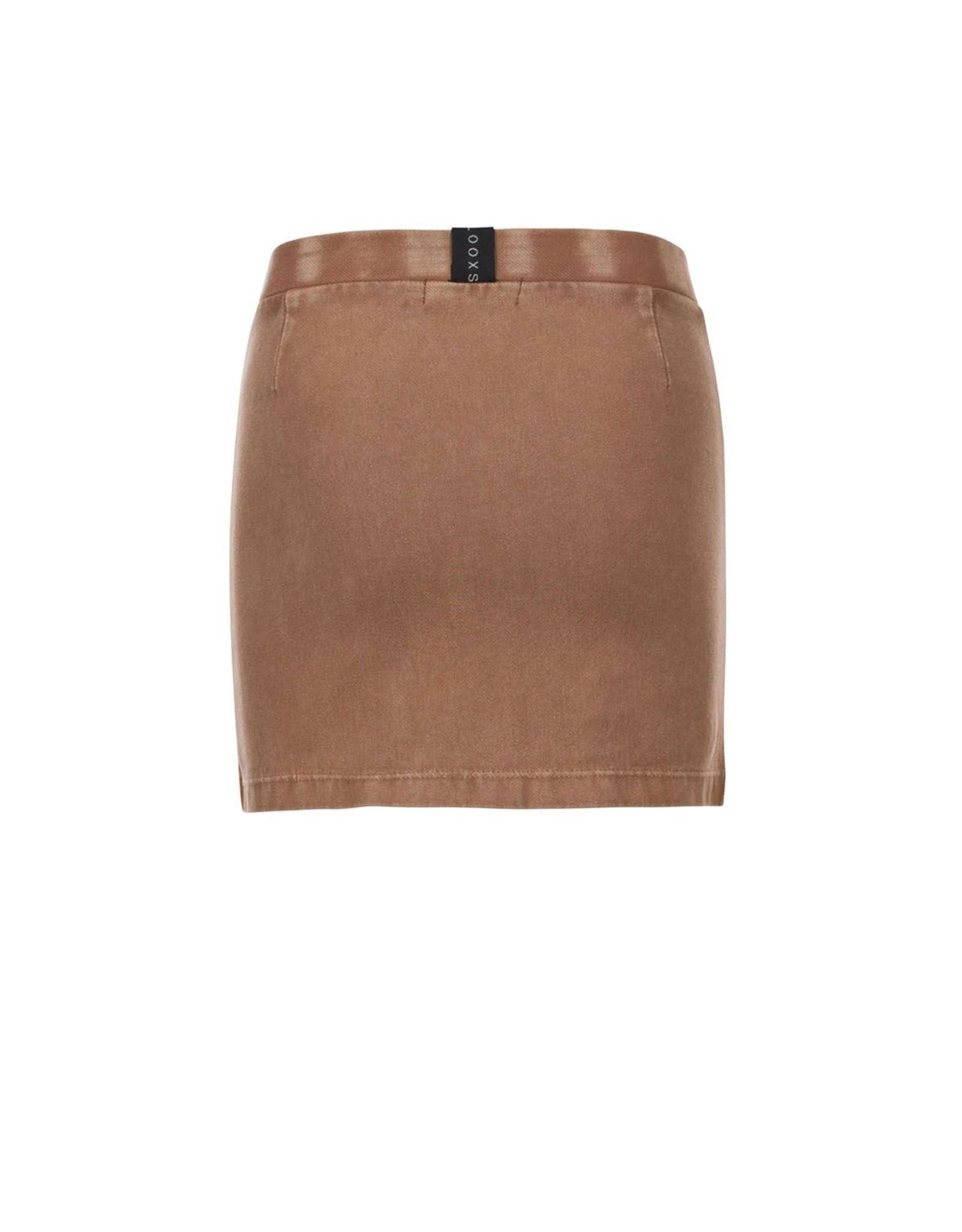 Looxs 10SIXTEEN 10Sixteen G.dyed twill jog skirt