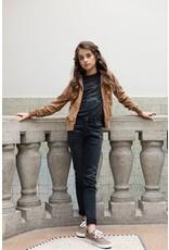 Looxs 10SIXTEEN 10Sixteen G.dyed twill jog jacket