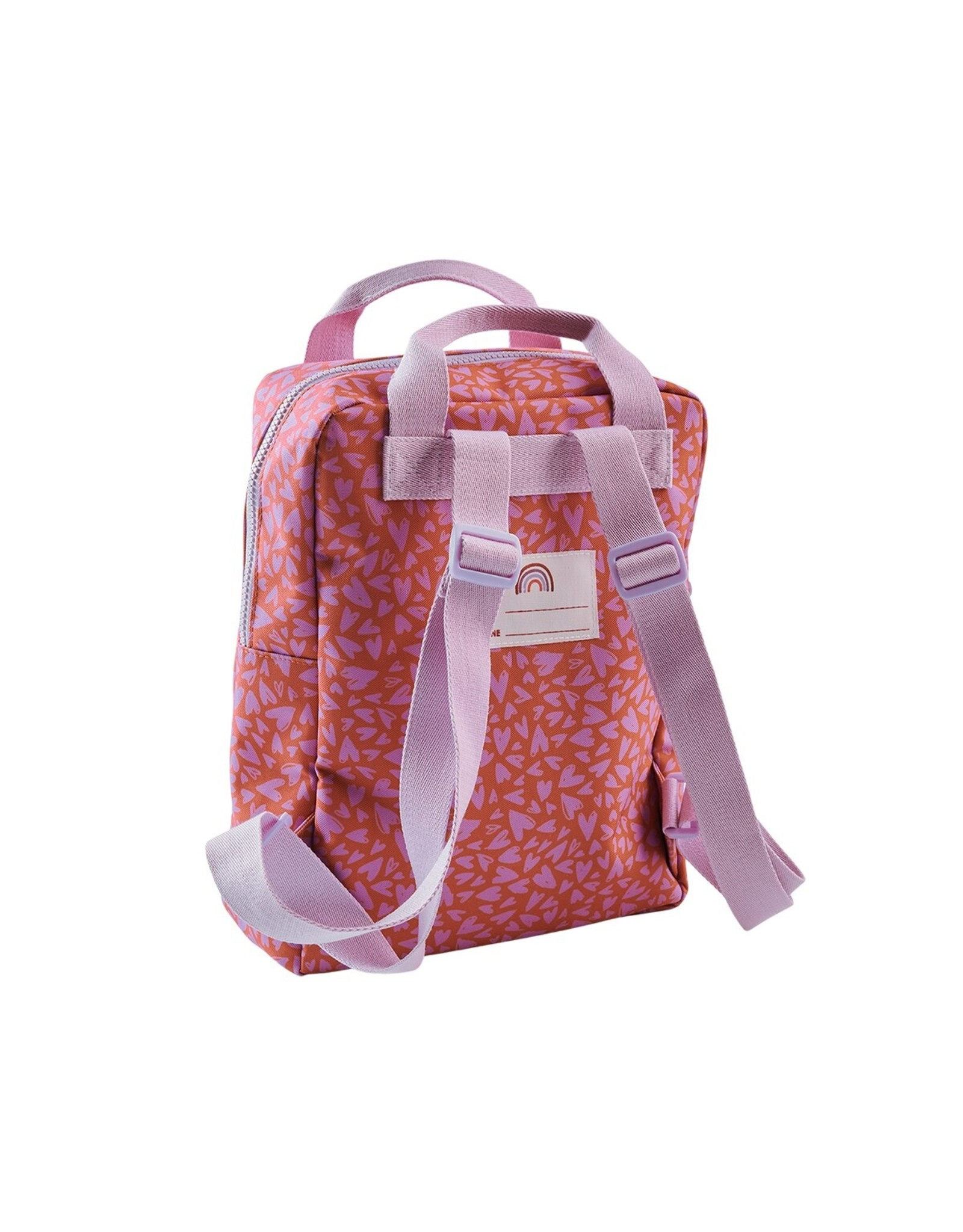 Z8 Backpack hearts
