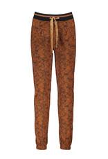 Nono Snoopy B pants in AOP leopard
