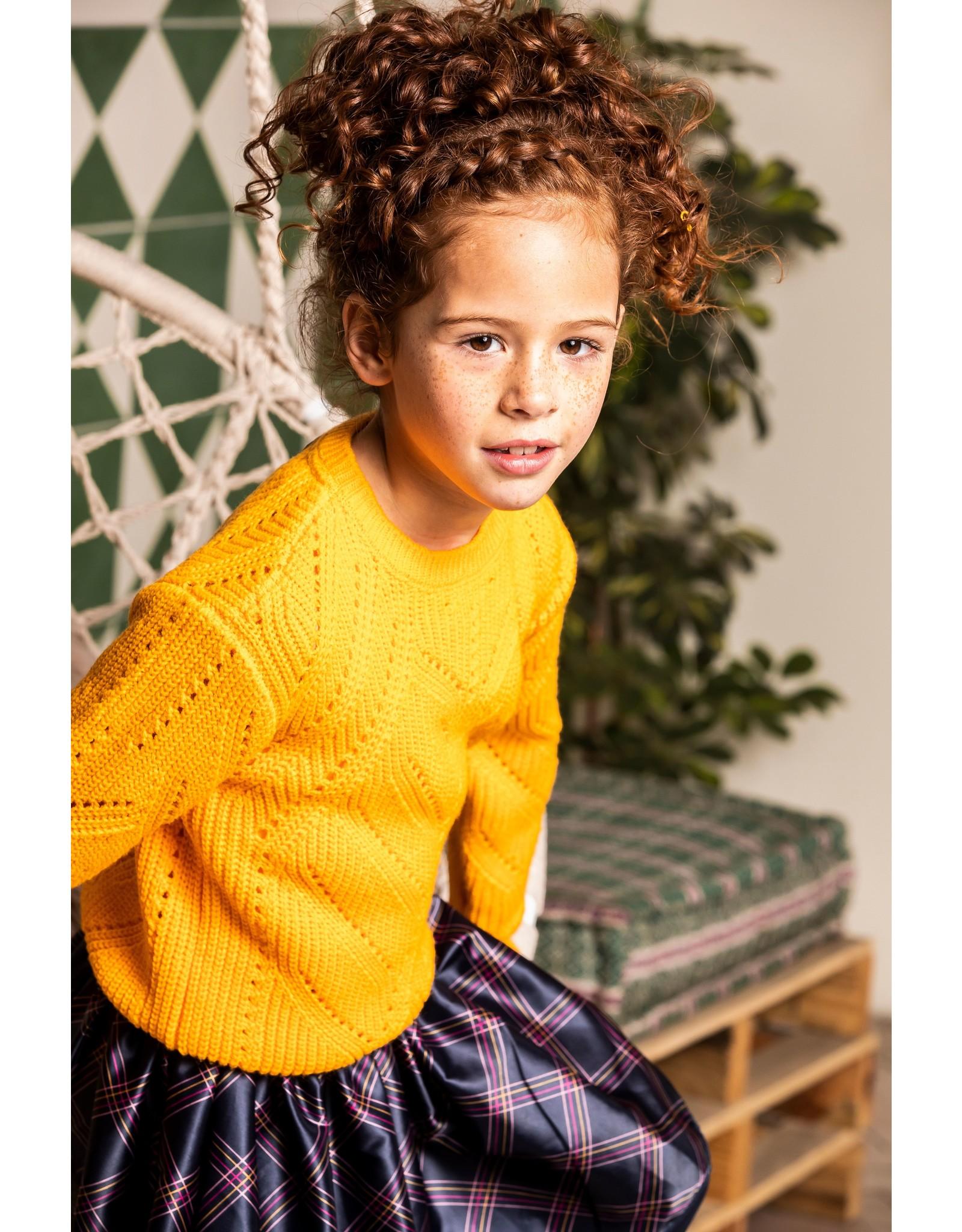 B.Nosy Girls heavy knitted cardigan s