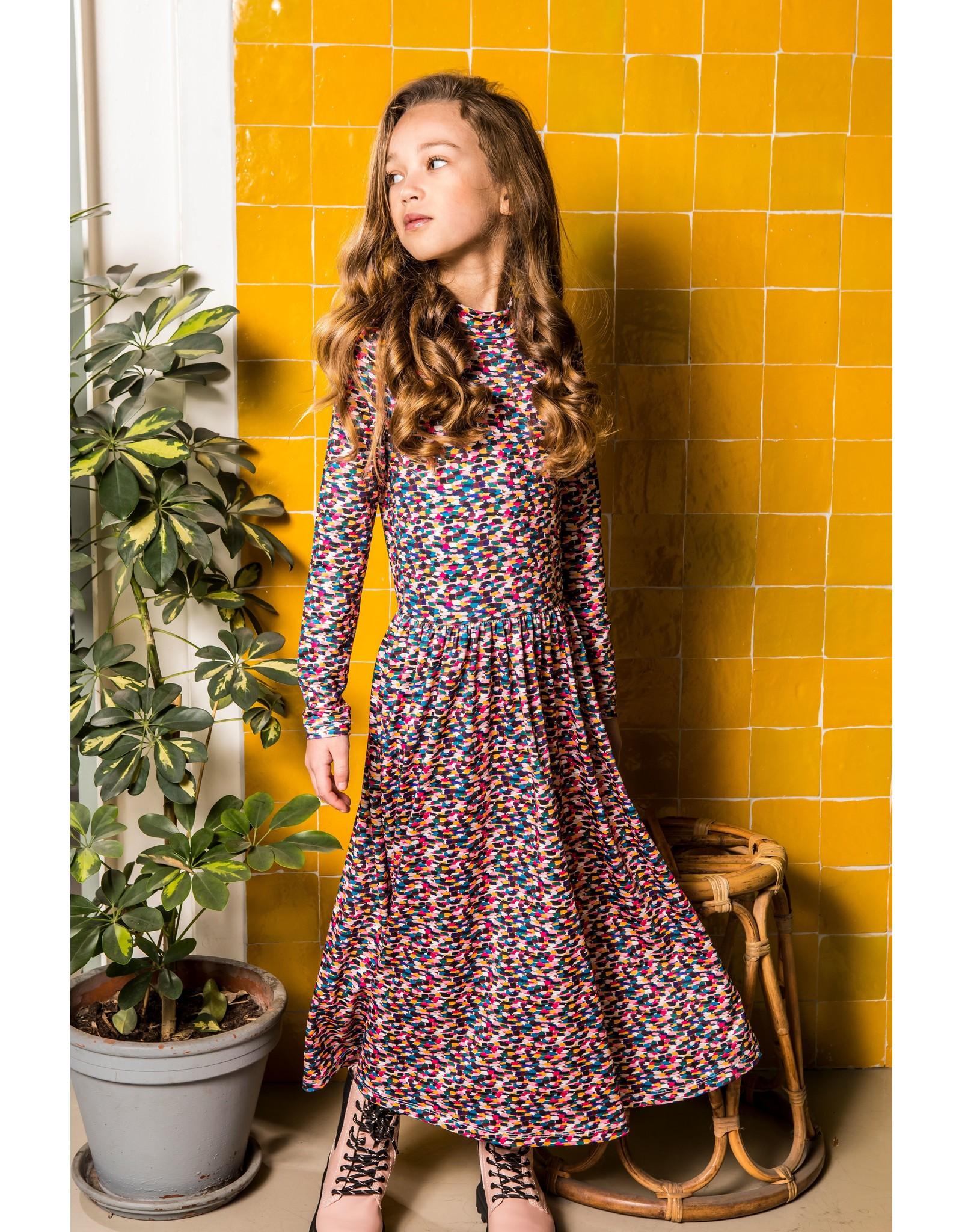 B.Nosy Girls sporty spickles ao maxi dress