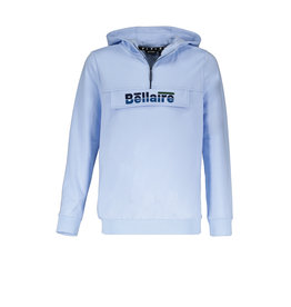 Bellaire Hooded anorak style sweat ab