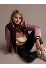 Street Called Madison Luna colourblock knit sweater ARIA