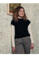 Street Called Madison Luna heavy knit spencer CECE