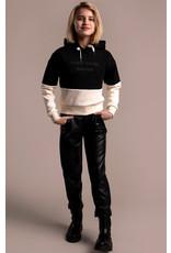Street Called Madison Luna vegan leather pants YARA