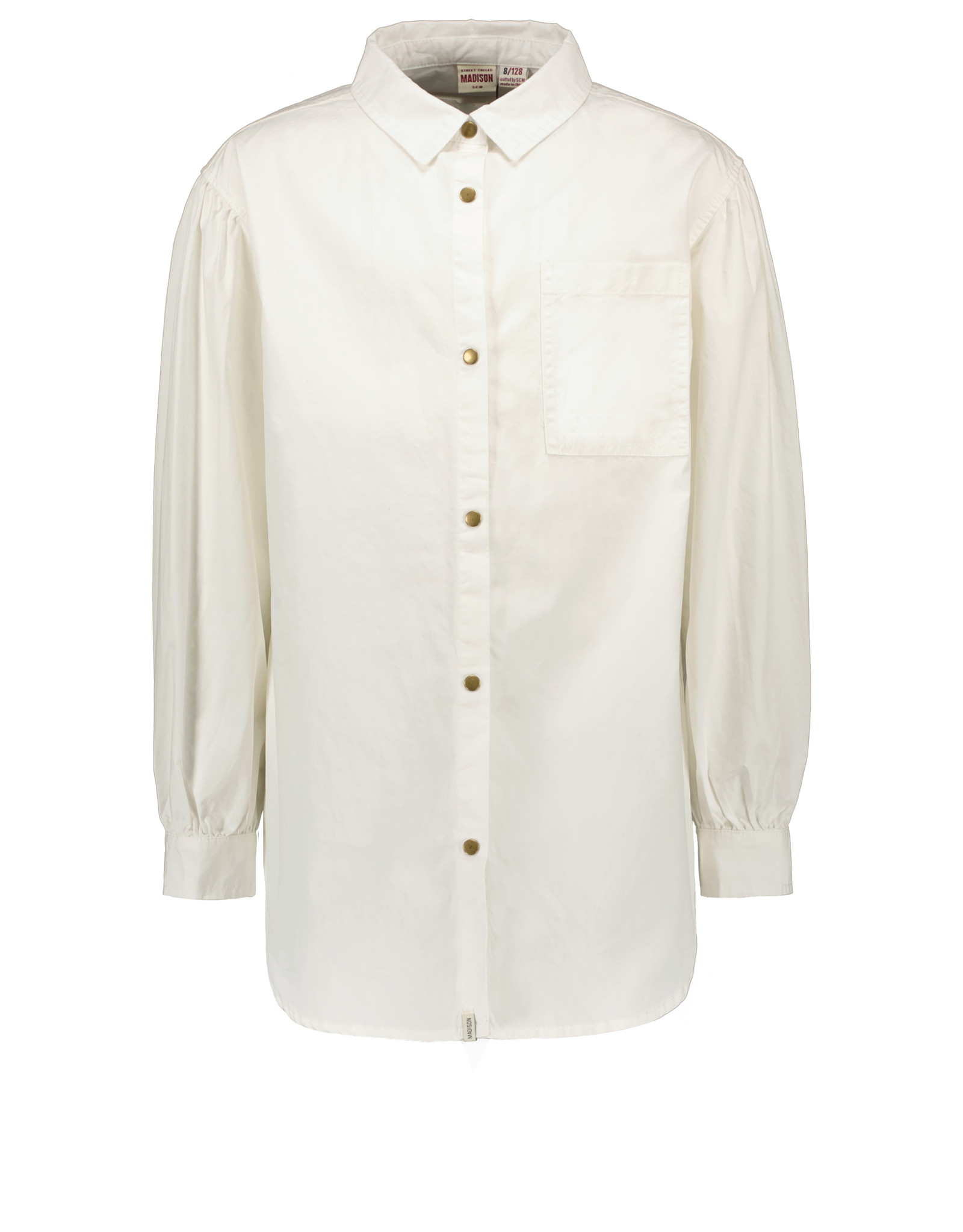 Street Called Madison Luna poplin shirtdress MAYA