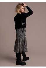 Street Called Madison Luna mesh maxi dress YOU & ME