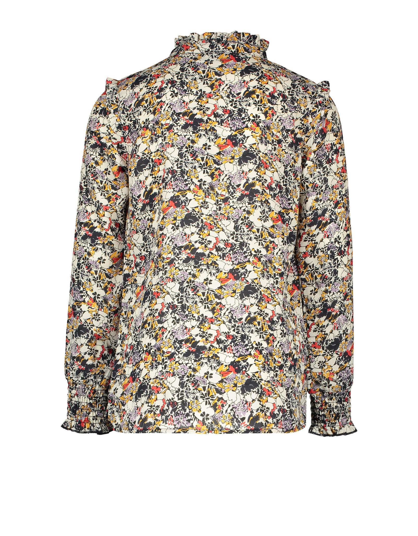 Like Flo Flo girls woven crepe blouse GF