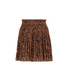 Like Flo Flo girls woven crepe plisse skirt c