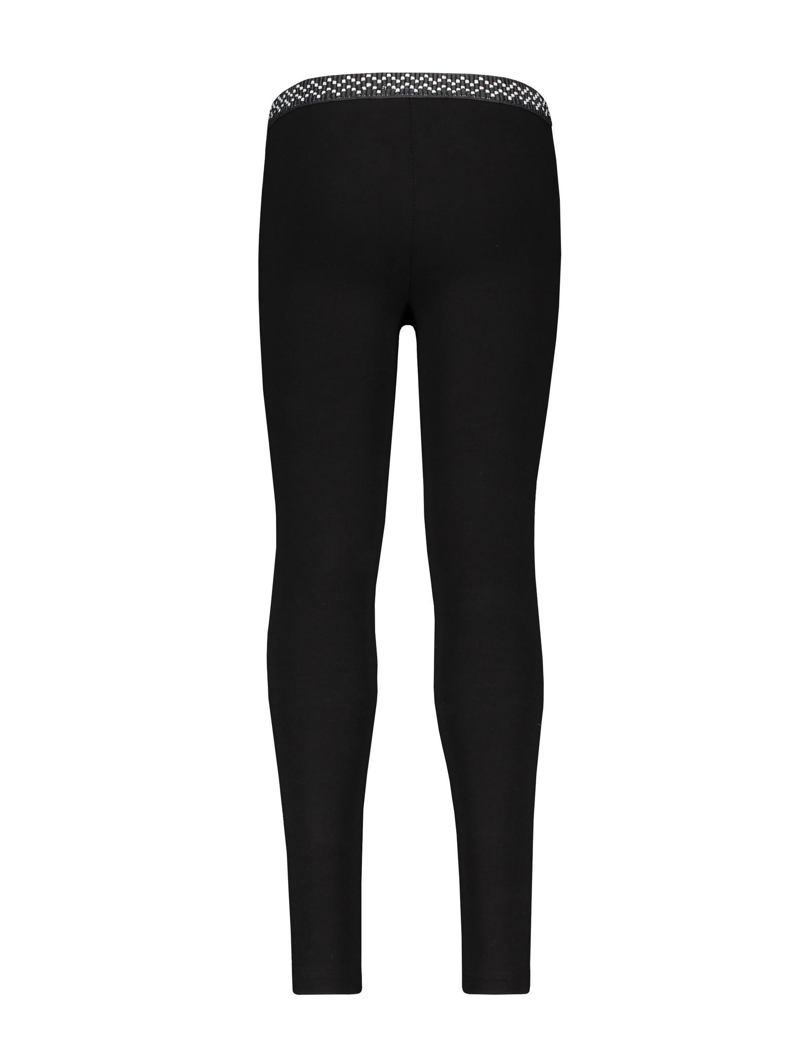 Like Flo Flo girls jersey legging black 1
