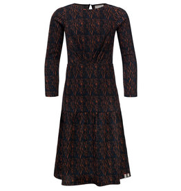 Looxs 10SIXTEEN 10Sixteen Crinkle Funky dress