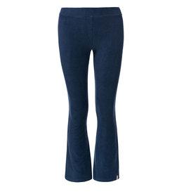 Looxs 10SIXTEEN 10Sixteen flare rib velours pants1