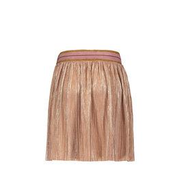 Like Flo Flo girls metallic plisse skirt rg