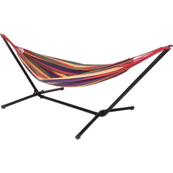 Relaxwonen Hangmat met metalen standaard