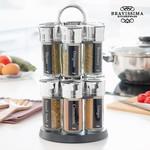 Relaxwonen Bravissima Kitchen Kruidenrek met 12 Kruiden