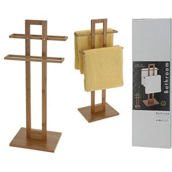 Relaxwonen Handdoekrek Bamboe DubbelBathroom Solutions