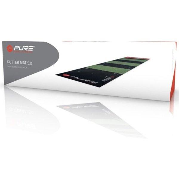 Pure2improve Golf Putting Mat 65 x 500cm
