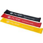 Pure2improve Pure2Improve Weerstandsband - geel/ rood/ zwart