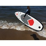 Pure2improve Pure4Fun 3,20 meter Stand up paddle board.
