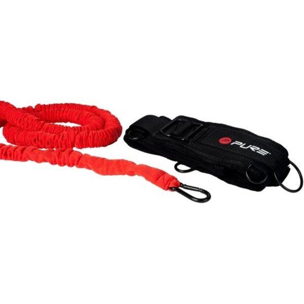 Pure2improve Weerstandsband - rood/zwart