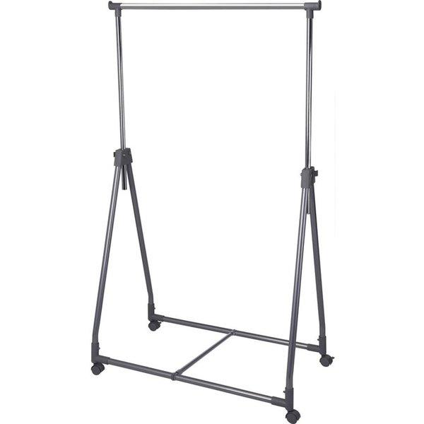 Relaxwonen Relaxwonen Kledingrek - Pro versie stevig op wielen - 93x54x170cm