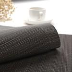 Relaxwonen Relaxwonen | Placemats | Set van 6 stuks | Antraciet |30 x 45cm | Anti-slip |Hittebestendig |Onderhoudsvriendelijk