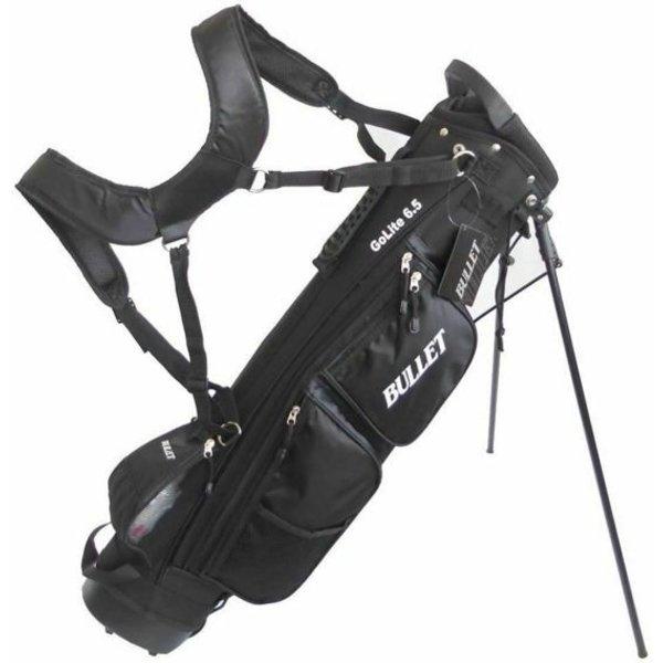 Relaxwonen Relaxwonen - Golf trolley - Zwart - Lichtgewicht