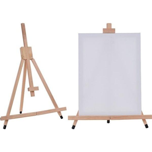 Relaxwonen relaxwonen - Schildersezel - Schilderen - Tafel ezel - Hout - Tafelmodel