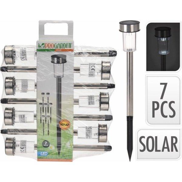 Relaxwonen Solar Buitenverlichting 7 Stuks