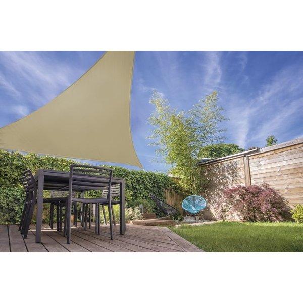 Relaxwonen Schaduwdoek Donkergrijs - Driehoek 360x36cm