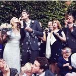 Excellent Bruiloft bellenblaas met hartje 96x