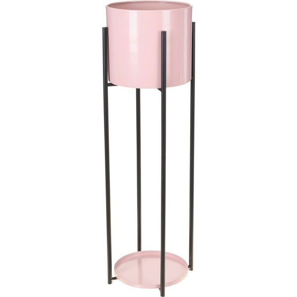 Relaxwonen - Bloempot - Roze - 78cm hoog
