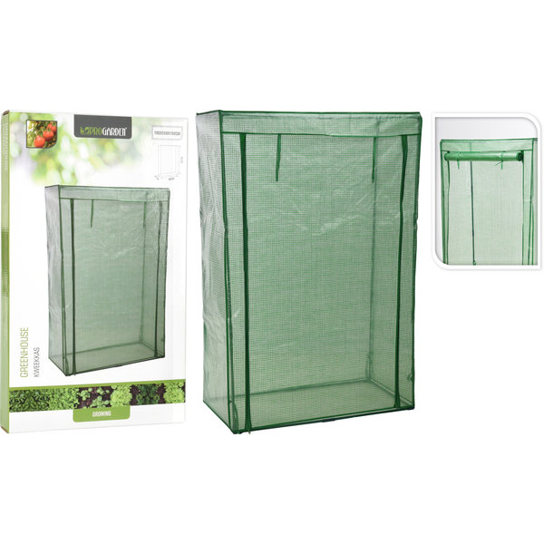 Relaxwonen - Tomatenkweekkas - Kas - Folie - Groene Kweekkas - 100 x 50 x 150 cm