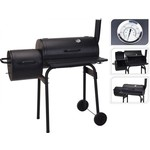 Relaxwonen Houtskool barbecue -121x122x55 cm