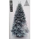 Relaxwonen Relaxwonen - Kerstboom - Kunstboom - Kunstkerstboom - Imitatie Sneeuw - Metalen Standaard - 150 cm Hoog