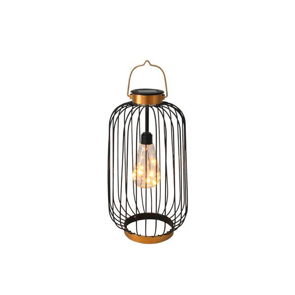 Relaxwonen - Unieke solar lamp - Kwaliteit - trend 2021 - 35 cm