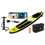 Relaxwonen - SUP Board voor kinderen - Sup & surf - Geel - Extra stevig