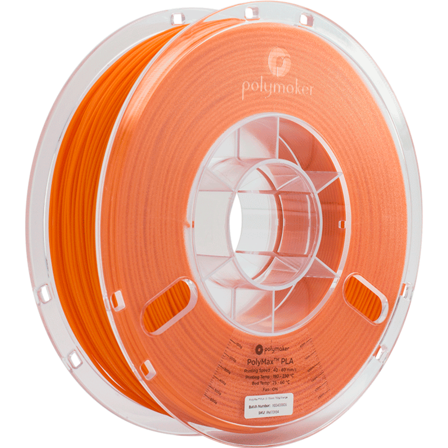 Polymaker PolyMax PLA - Oranje-1