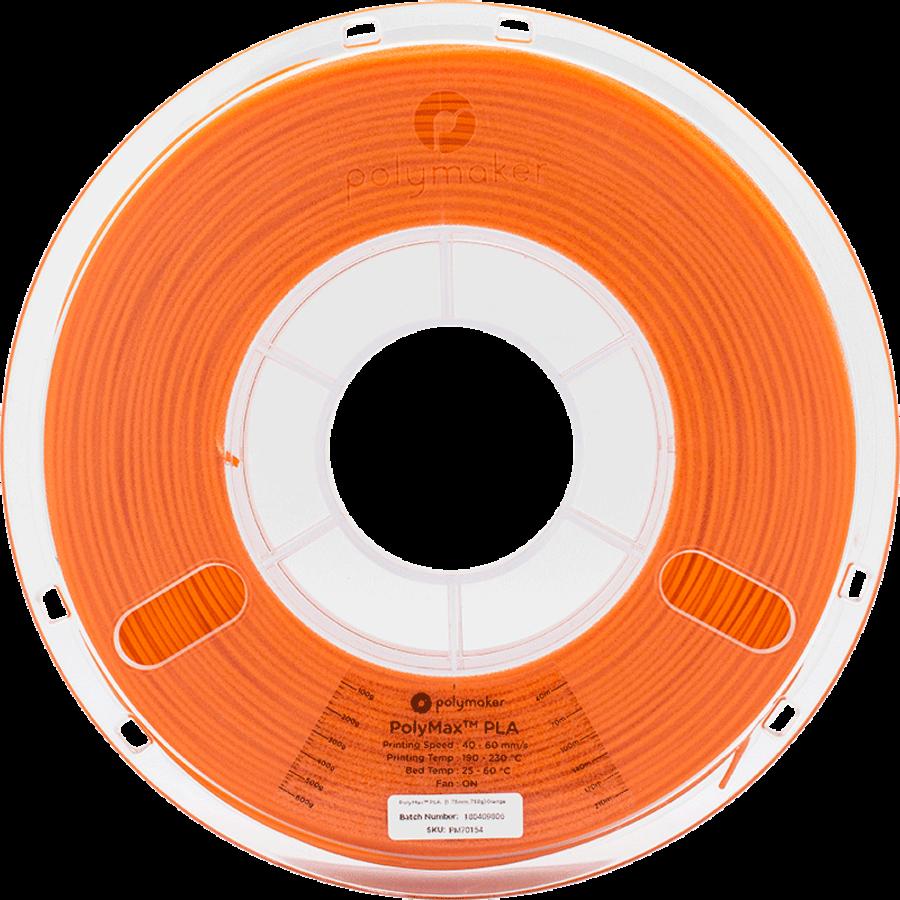Polymaker PolyMax PLA - Oranje-2