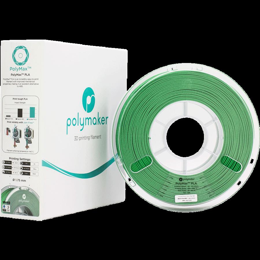 Polymaker PolyMax PLA - Groen-8