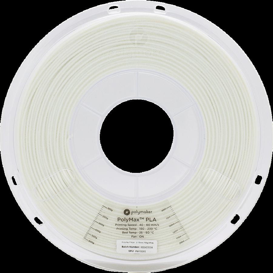 Polymaker PolyMax PLA - Wit-2