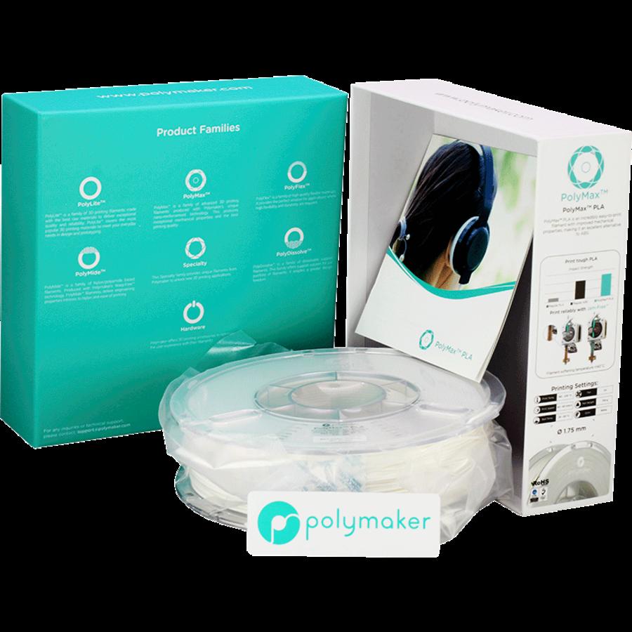 Polymaker PolyMax PLA - Wit-4