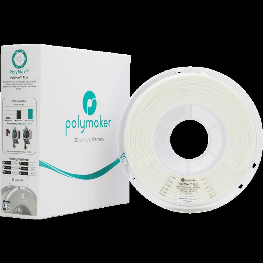 Polymaker PolyMax PLA - Wit-5