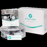 thumb-Polymaker PolyLite ASA - Zwart-4