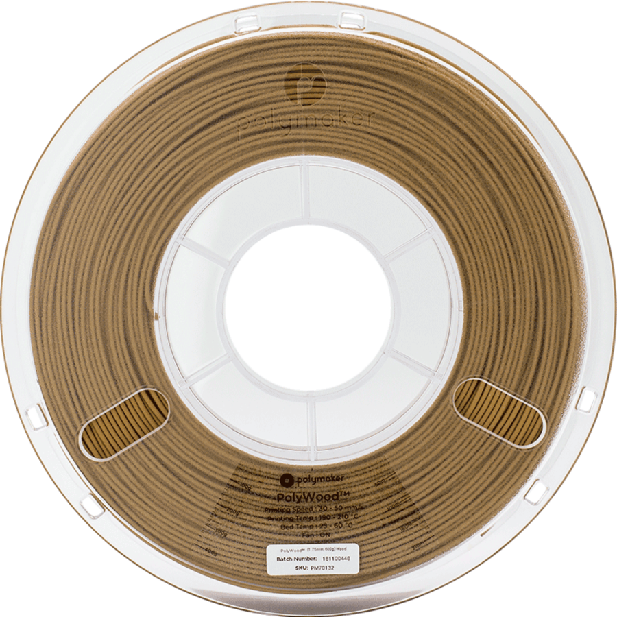 Polymaker Speciality PolyWood - Houtbruin-3