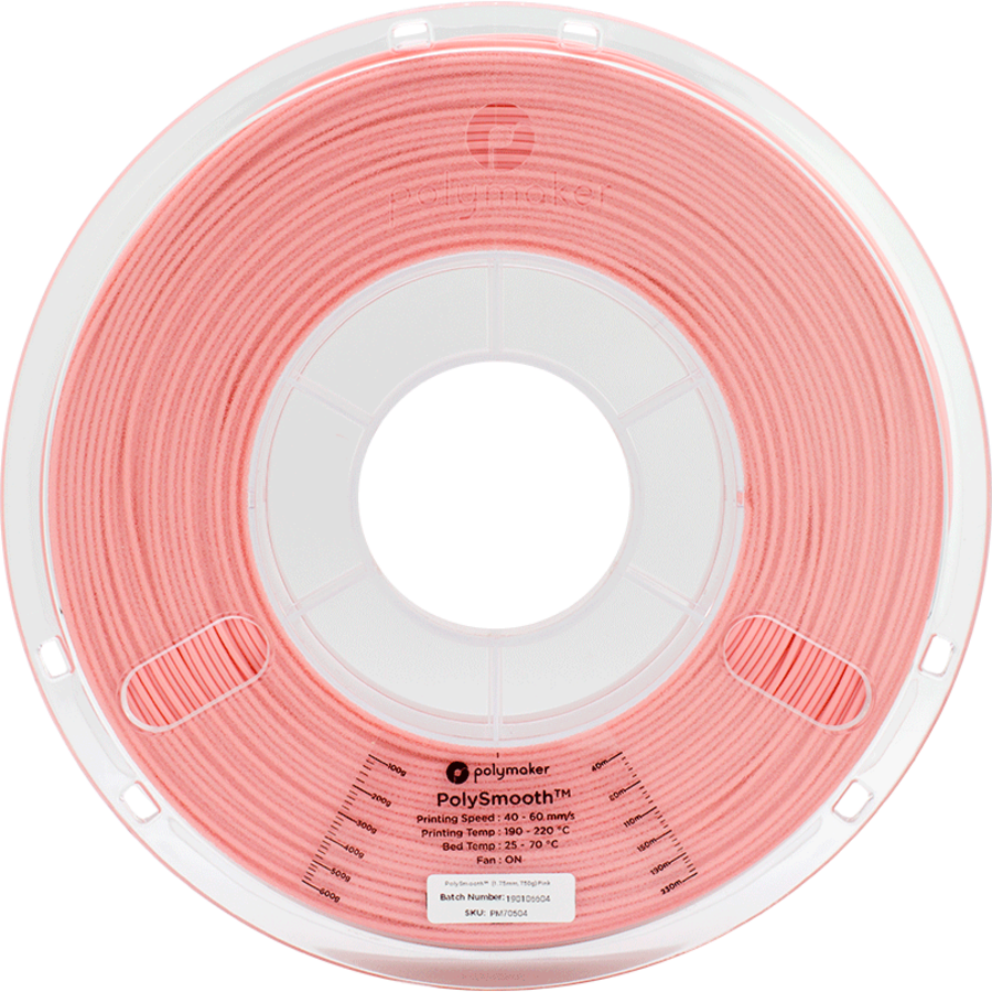 Polymaker Speciality PolySmooth - Roze-2