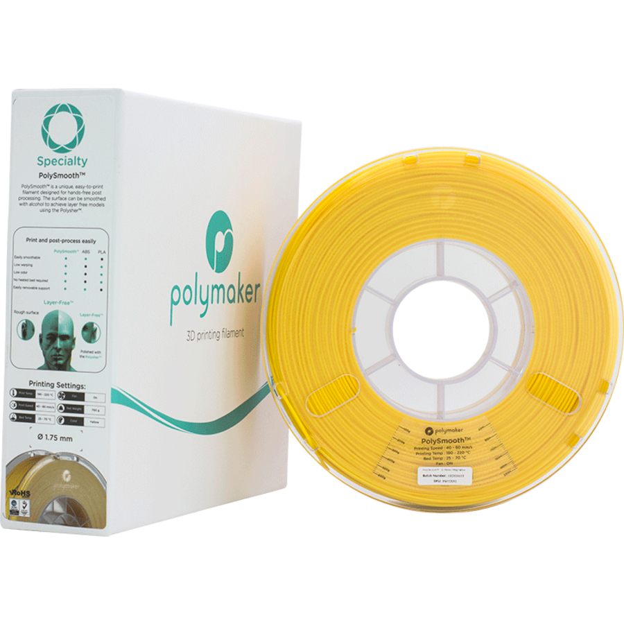 Polymaker Speciality PolySmooth - Geel-5
